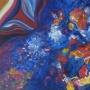 Océanique Acrylique 1m/1m Jouy 2004