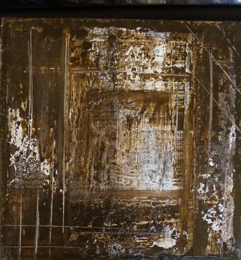 Acrylique 3 sur toile 20cm sur 20cm 2011