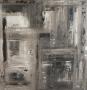 Solitude Acrylique sur toile 40/40cm Non disponible
