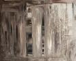 Tristesse Acrylique sur toile 40/ 50cm Paris Non disponible