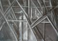 ceruse-blanc-acrylique-et-huile-sur-toile-71/102cm Paris 2011