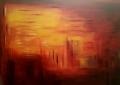 Paysage-Acrylique-80cm/100cm-Jouy-Mars-2010