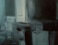 Prisionnière Acrylique 50cm sur 70cm Jouy Juin 2010